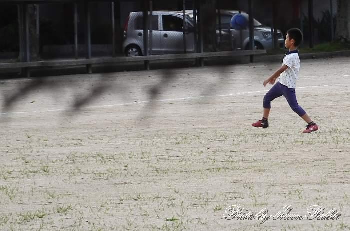 リフティング練習 愛媛県西条市大町鷹丸 西条市民公園グラウンド