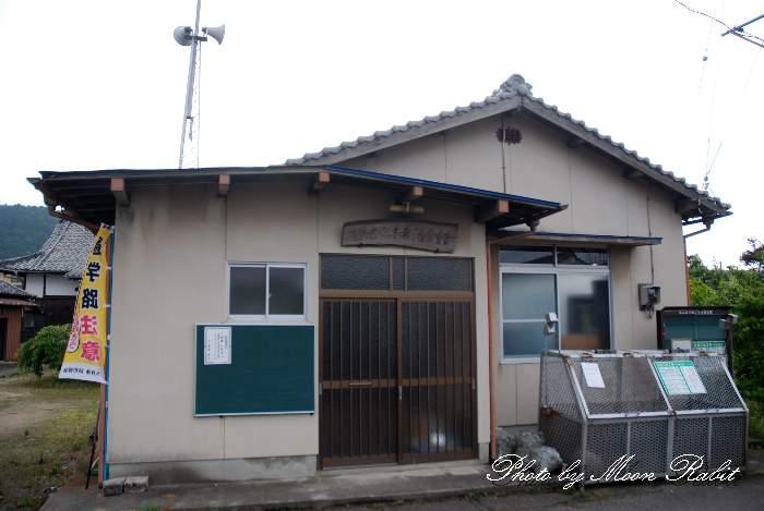 銀杏之木自治会館 愛媛県新居浜市大生院銀杏の木