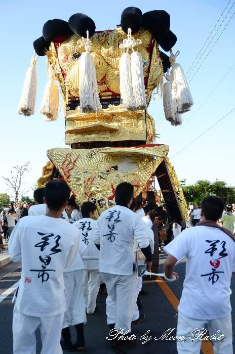 朔日市みこし(朔日市御輿) 祭り装束 西条祭り2013 伊曽乃神社