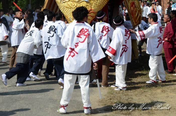 野々市御輿(野々市御輿) 祭り装束 石岡神社祭礼