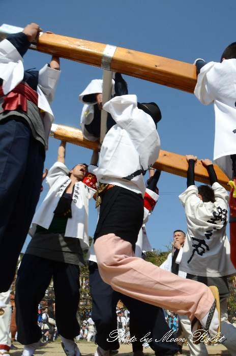 野々市御輿(みこし)  石岡神社祭礼2013 本殿祭 西条祭り