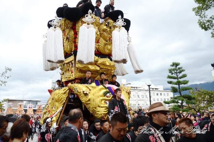 喜多濱みこし(御輿)