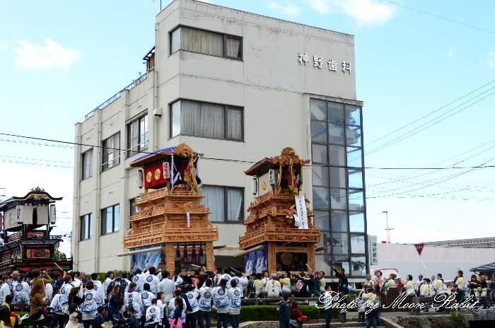 富士見町屋台(だんじり) 新町泉 西条祭り2013