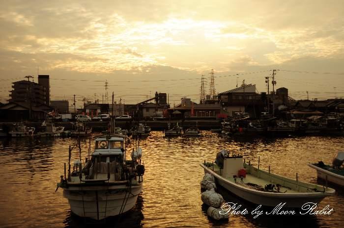 漁船 西条漁港 愛媛県西条市新堀下