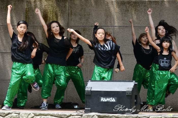 マイントピア別子 Danza*rosa ダンス 愛媛県新居浜市 地域活性たからいち