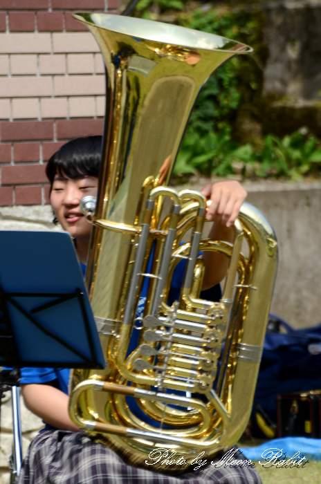 新居浜東高等学校吹奏楽部 地域活性たからいち マイントピア別子