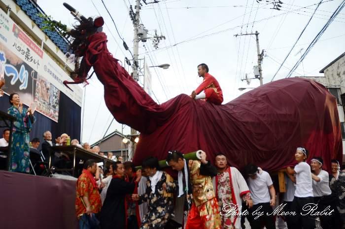 新居浜夏祭り2014