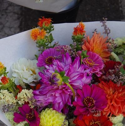 夏の花束20140629