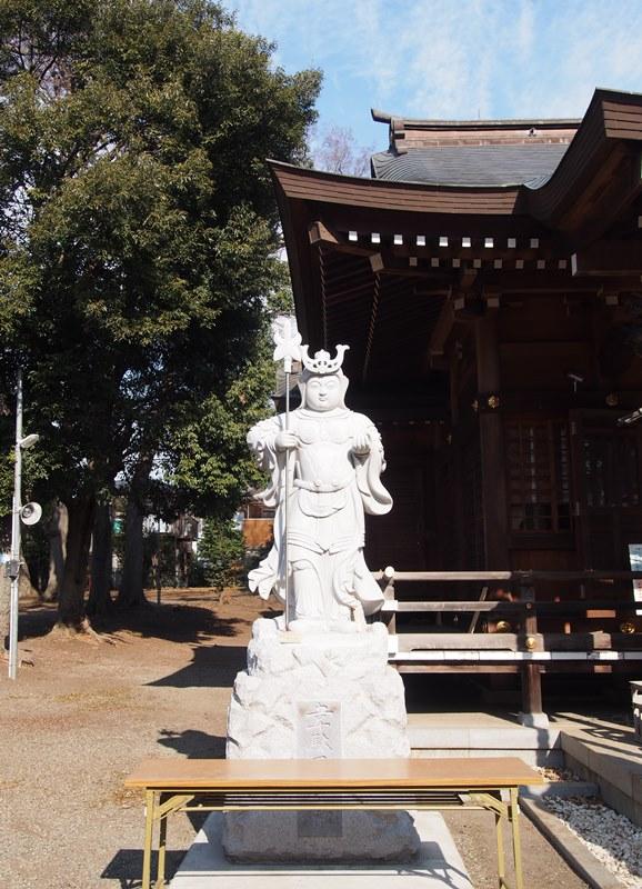... 旅 野川神明社(川崎市宮前区
