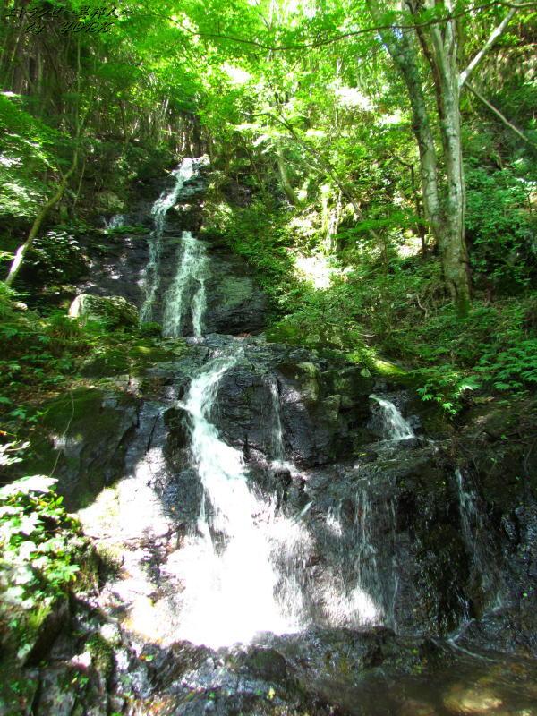 2350横野の滝 三の滝140727