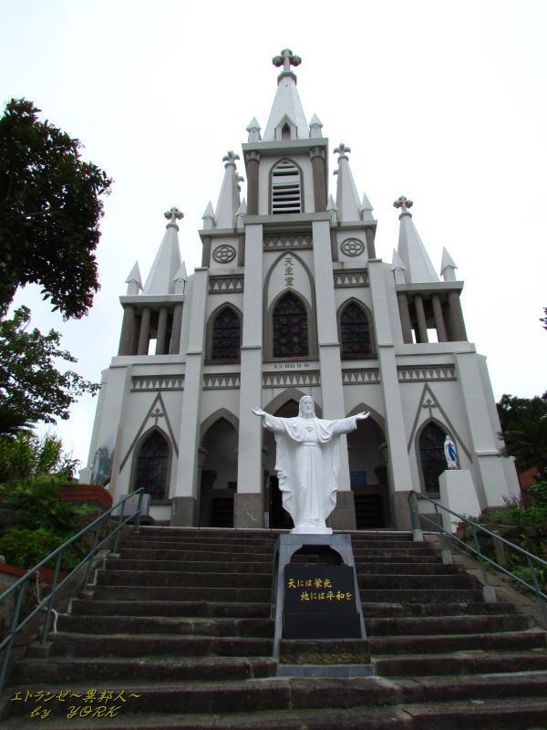 3032カトリック馬込教会140810