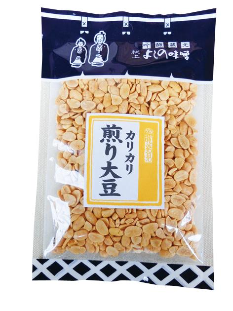 カリカリ煎り大豆