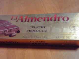 スペイン板チョコ