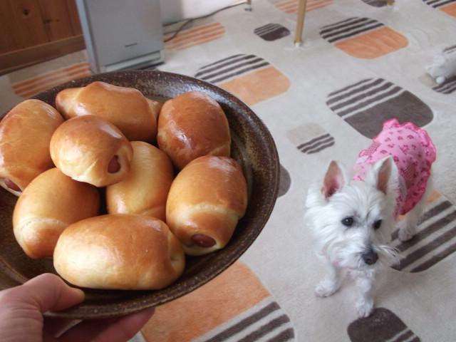 ウインナーロールパン