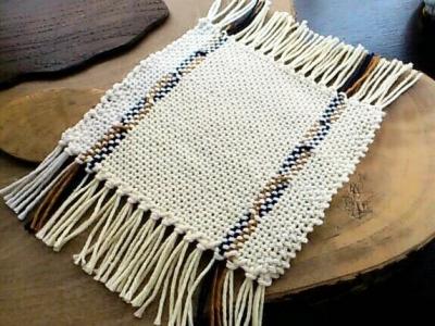 ケーブル織り