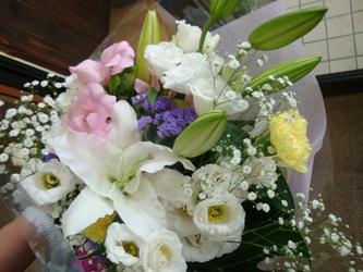 御供えの花束①