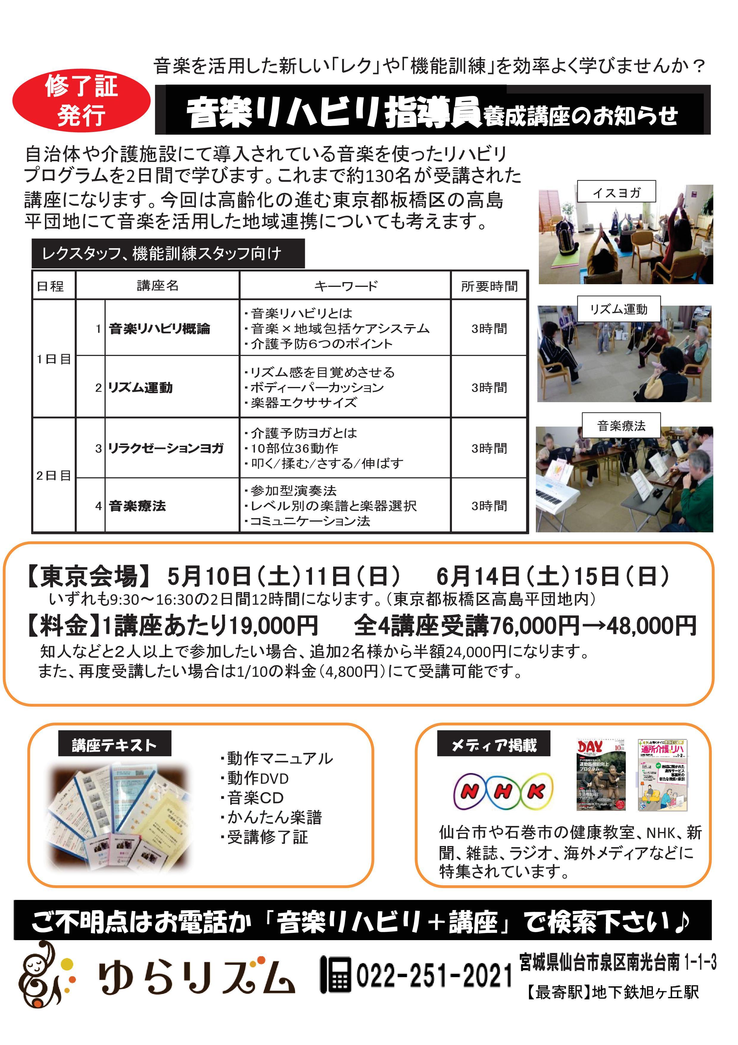 140409 音リハ講座【首都圏)