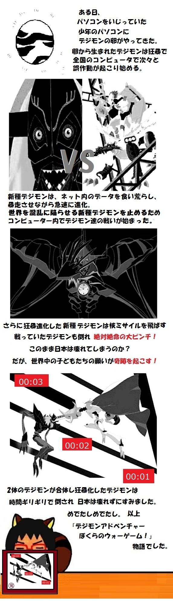 デジモンアドベンチャー ぼくらのウォーゲーム!」img1c2