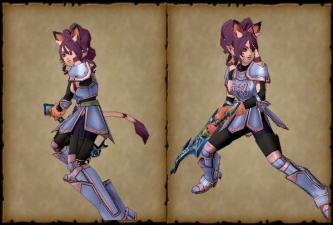 猫剣士a01