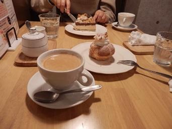 3/8 ランチ コーヒー  TAKUカフェ