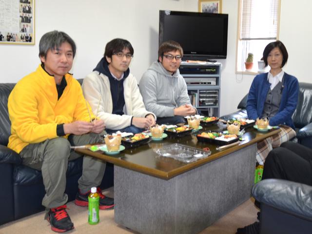 1月の昼食会