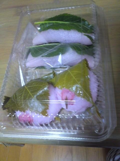 濱うさぎ 桜餅2