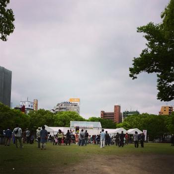 鯖の一枚焼き 真@福岡市中央区+一風堂