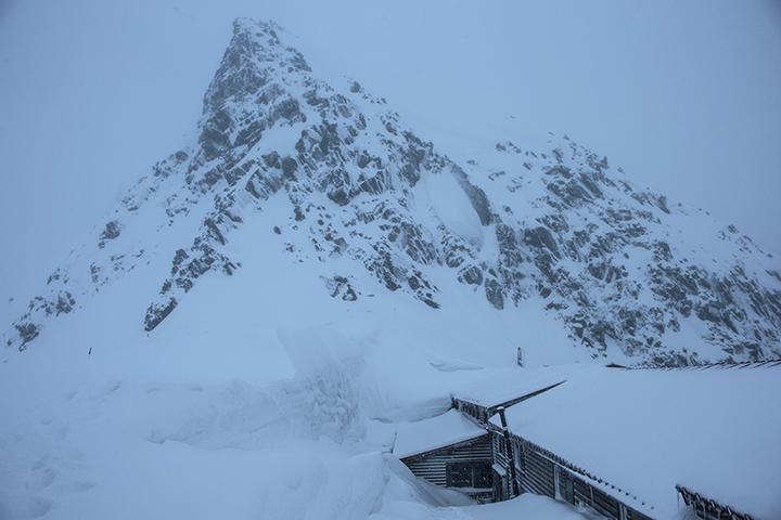 140430 雪降り