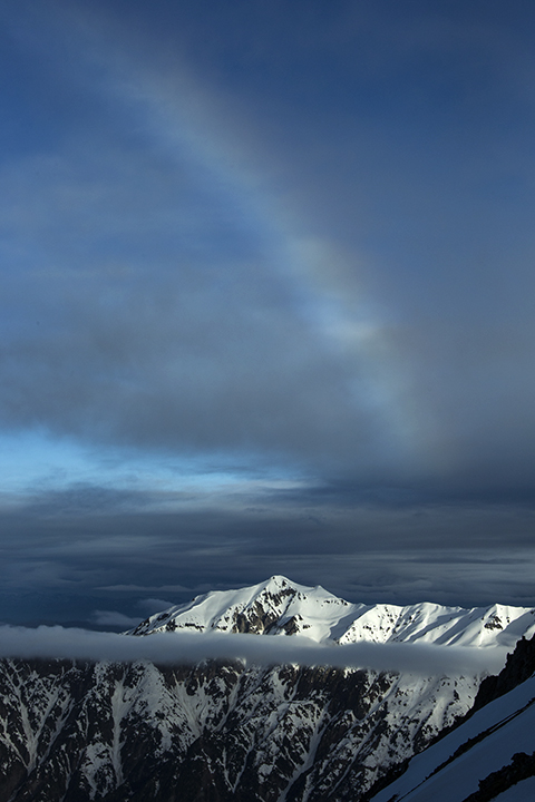 140515 笠と虹