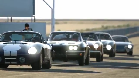 Gran Turismo 6 - Vision GT