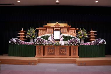 花祭壇紫系5170