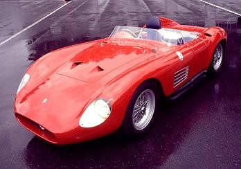 1955 Maserati 300S #3056
