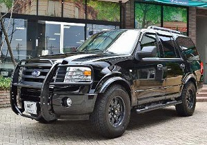 2009 Ford Expedition SSV CTU Edition