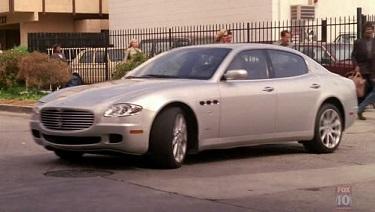 2005 Maserati Quattroporte V on 24