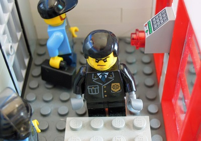 LEGO警察その11