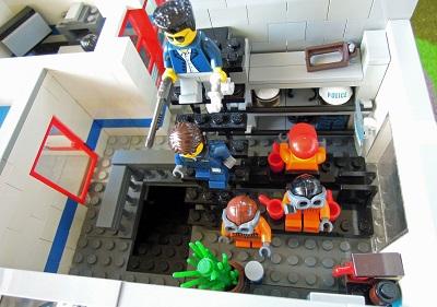 LEGO警察その18