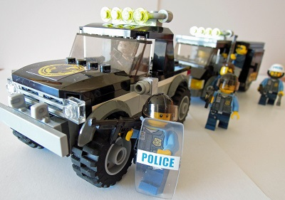 LEGO警察その1