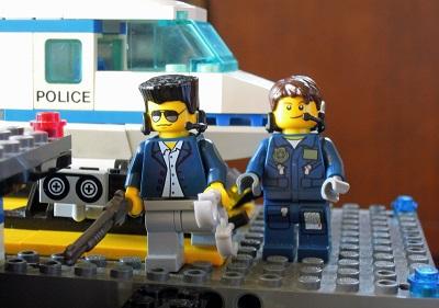 LEGO警察その24