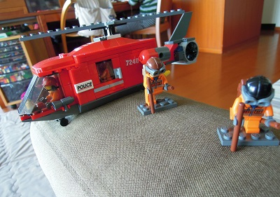 LEGO警察その31