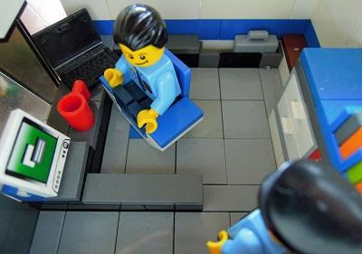 LEGO警察その36