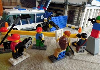 LEGO警察その7