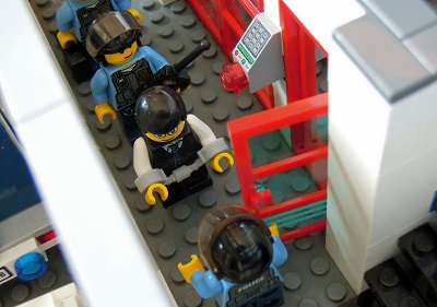 LEGO警察その9