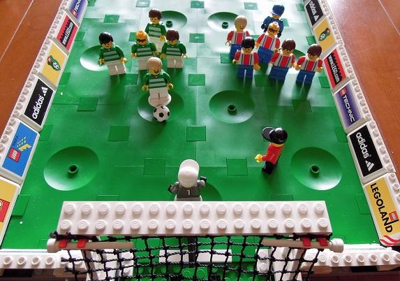 LEGO PK戦
