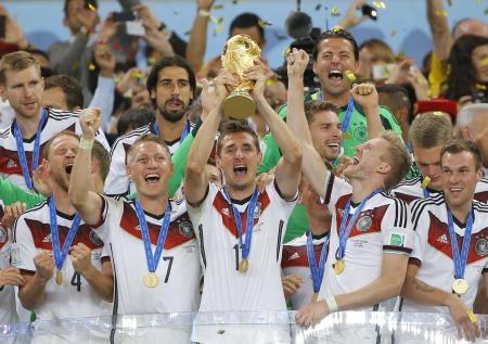 ドイツ優勝!2014