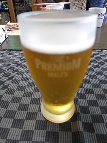 金のビール4