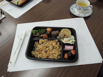 2月25日昼食