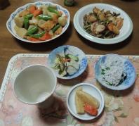 3月8日の夕食