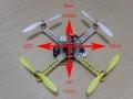 ST360 Quad Copter HKPilot Mega V2.5 Stabilize Simple Mode