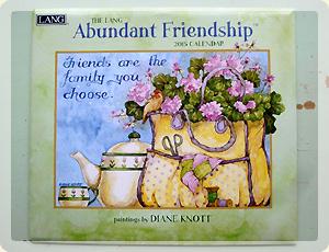Abundant Friendship