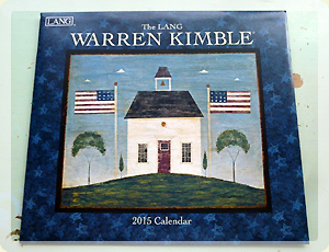 Warren Kimble